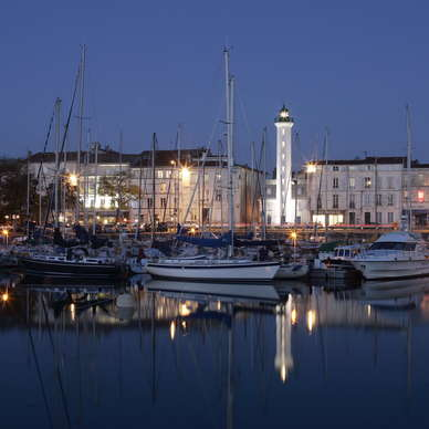 La Rochelle, the thousand year old city