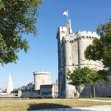 La Rochelle's Towers