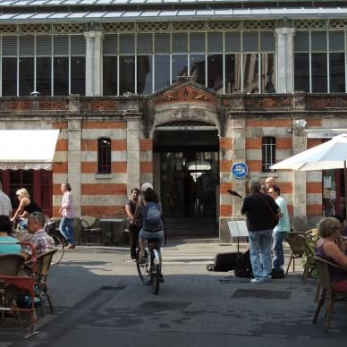 The must-see 19th century market halls !