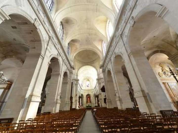 SAINT-LOUIS CATHEDRAL
