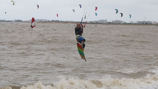 Kite surf Aytré